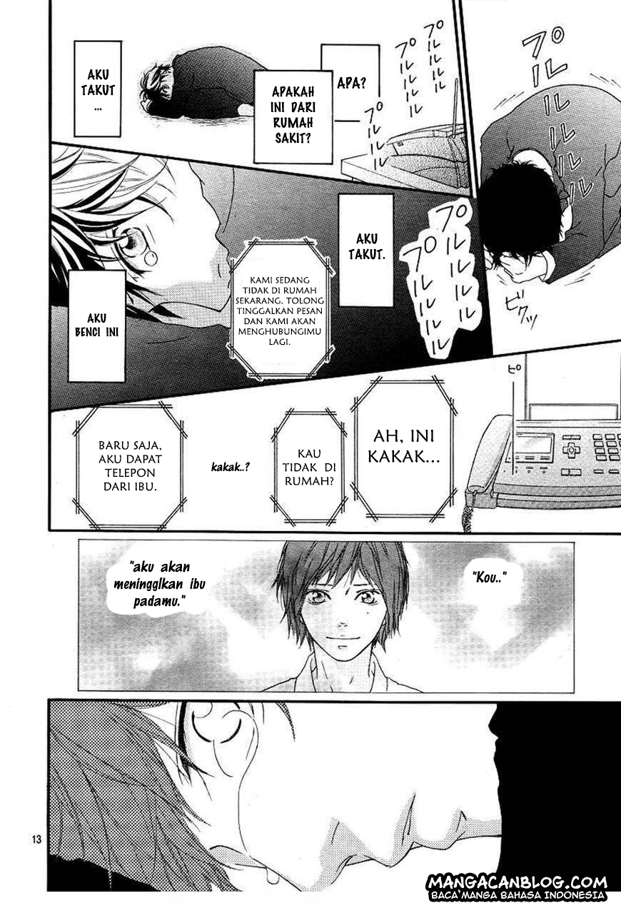 Ao Haru Ride Chapter 13-11