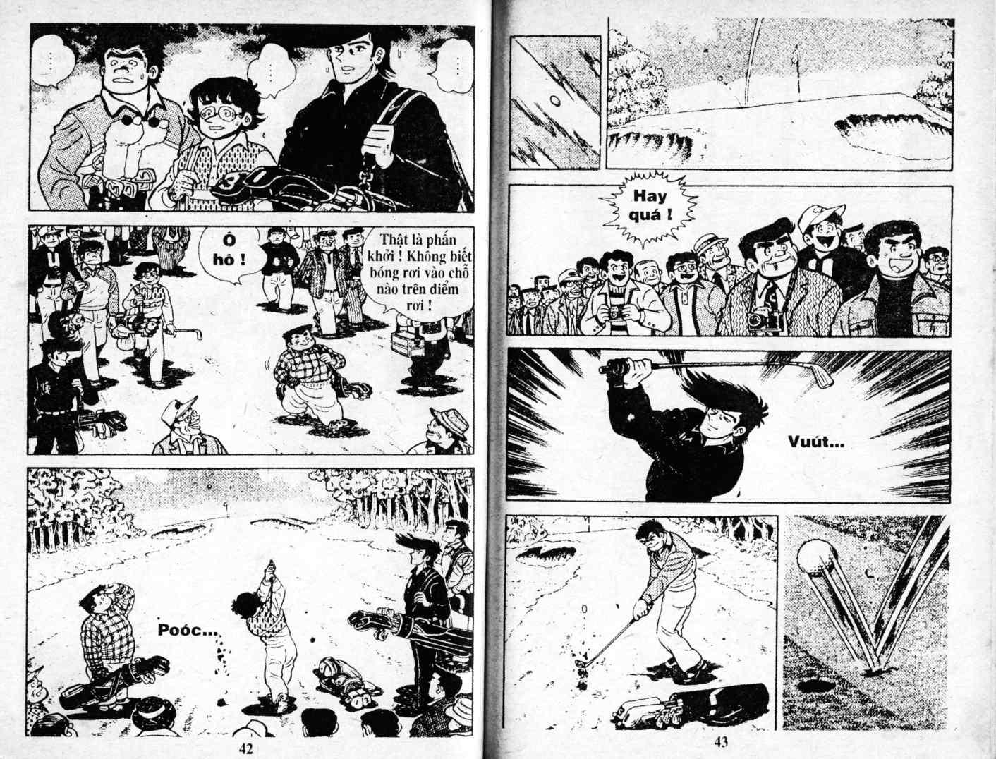 Ashita Tenki ni Naare chapter 4 trang 21