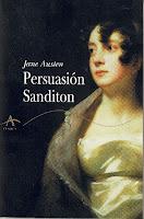 Portada del libro Persuasión / Sanditon epub y pdf gratis