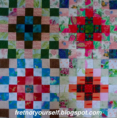 Mini-Trip quilt