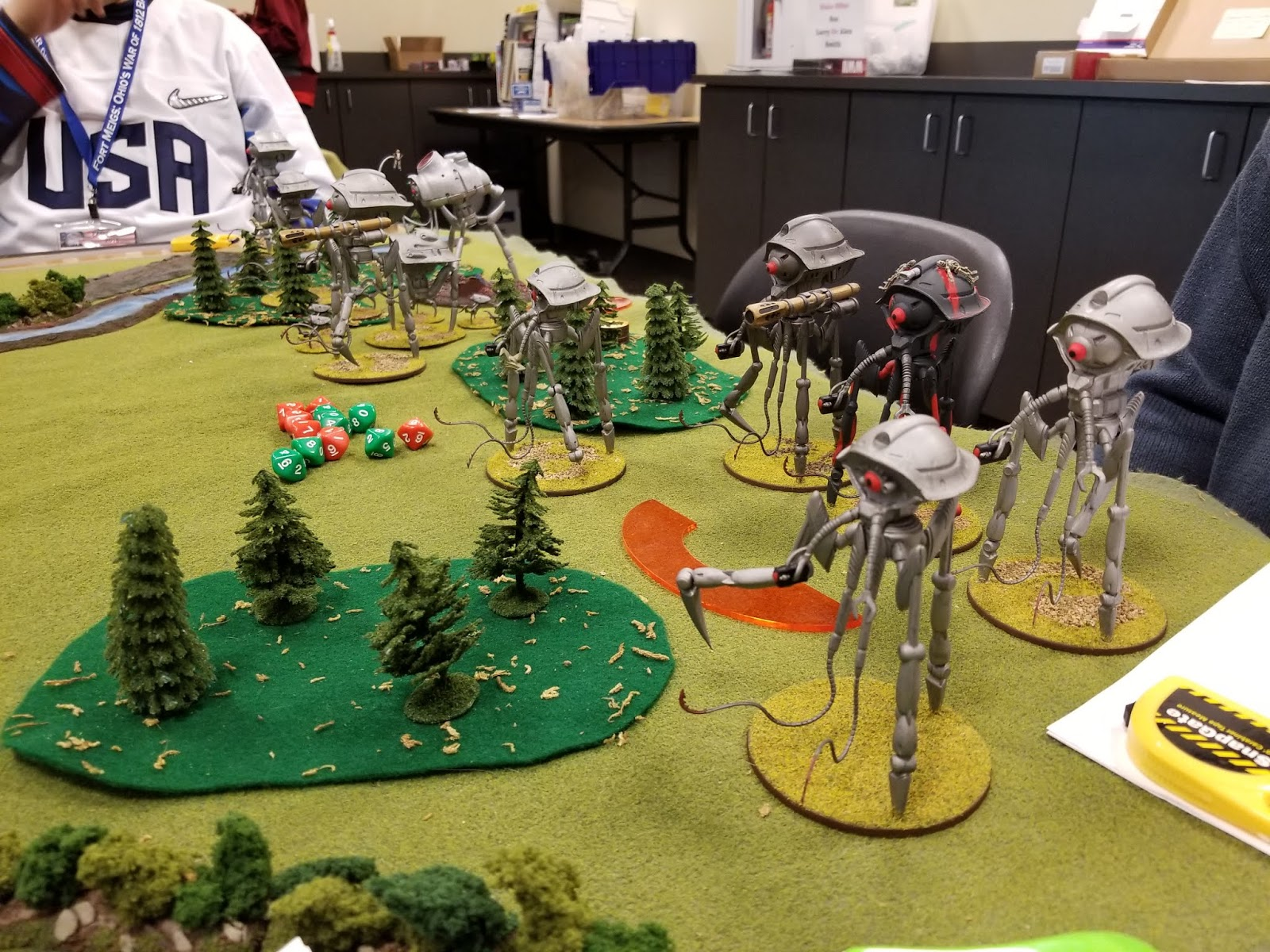 """Aqmf tmp] """"aqmf at ft. meigs games day"""" topic"""