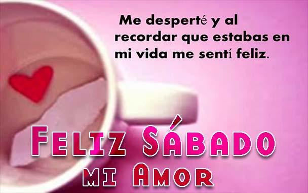 Best Imagenes De Feliz Sabado Mi Amor Image Collection