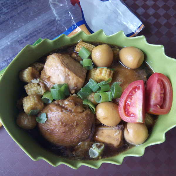 SO GOOD Ayam Potong Rasa Manis Kres-kres