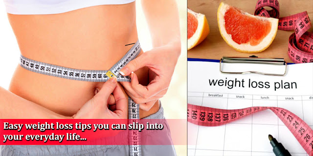 A Few Painless Ways To Lose Weight - Top Weight Loss Tips