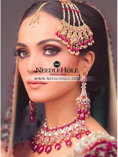 Indian Bridal Jewelry Pakistan Wedding Jewellery Heavy Bridal