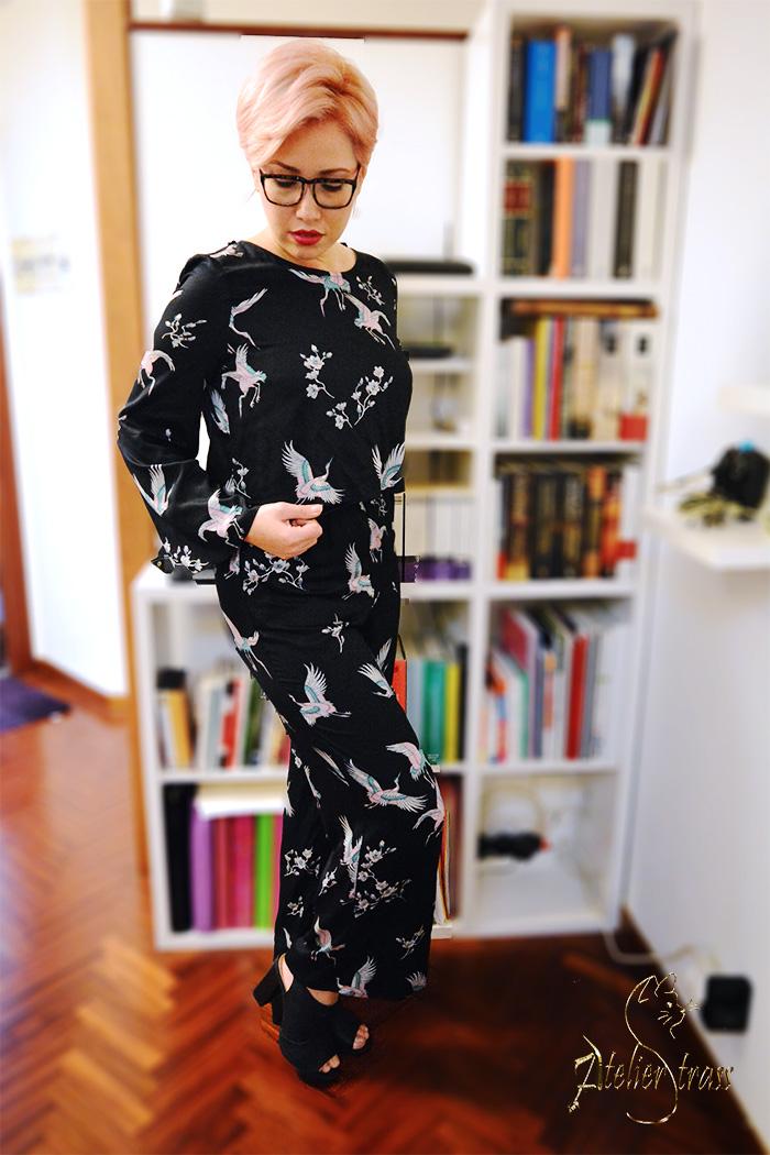 como vestir siendo alta