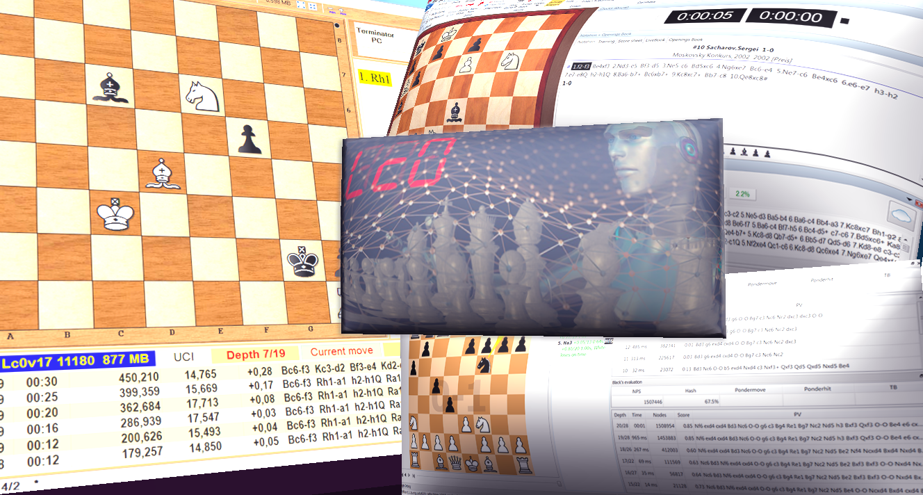 LCZero blog: GUIDE: Setting up Leela on a Chess GUI