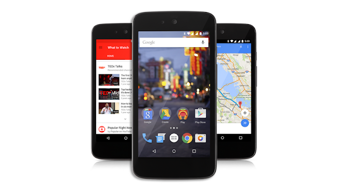 Google launches Android One handsets in Indonesia with Android 5.1 Lollipop
