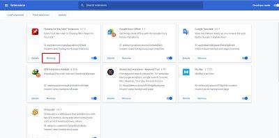 Cara Mudah Menghapus Malware Lktoday.ru