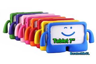 Carcasa antigolpe Tablet 7 Pulgadas