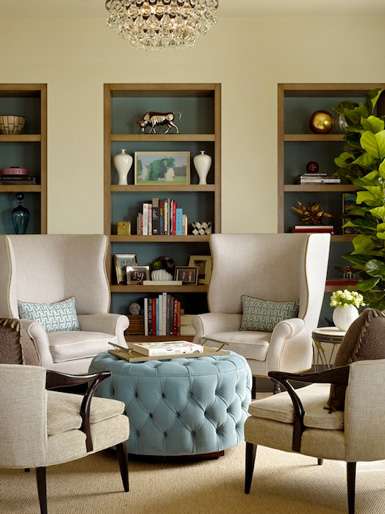 Eye For Design Decorating With Tufted Upholstery