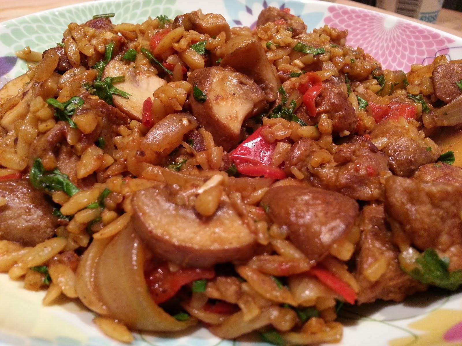 Slimming World Delights Paprika Pork One Pot