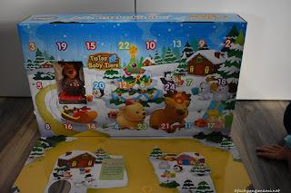 Adventkalender für Kleinkinder