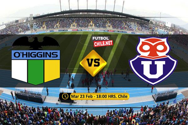 PREVIA: O´Higgins vs Universidad de Chile