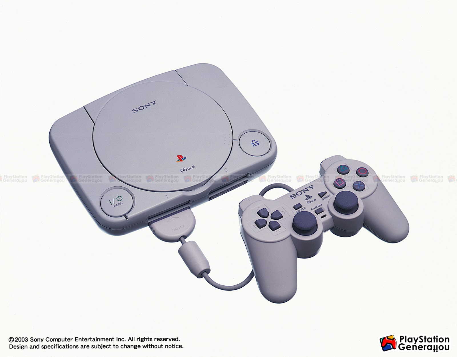 psone scph100 playstation generation