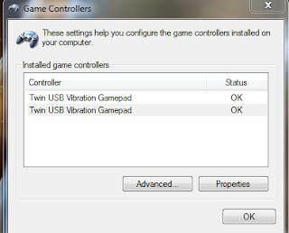 Twn USB Vibration Gamepad