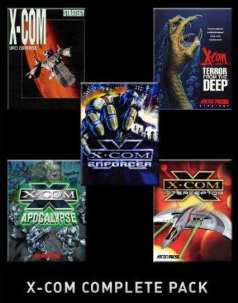 X-COM 5 Games Pack (Descargar) | MEGA