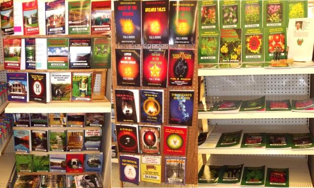 Mossy Feet Books Bookstore