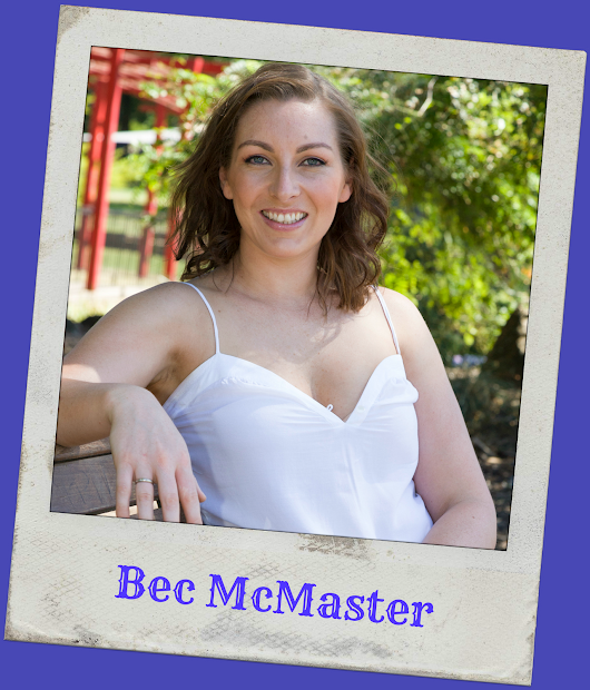 """Author Interview With Bec Mcmaster & Win """"kiss Of Steel"""