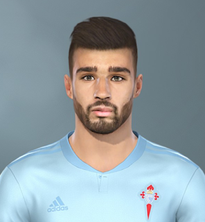 PES 2019 Faces Brais Méndez by Sofyan Andri