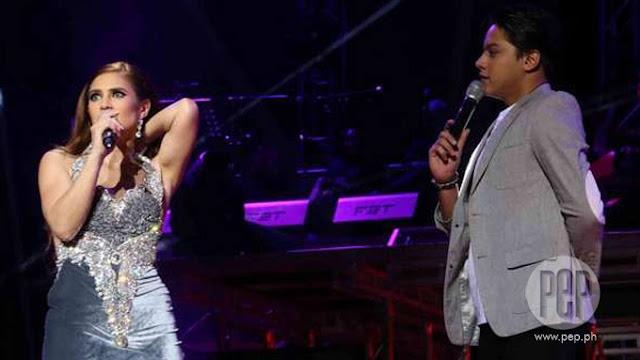 """Vina Morales Had A Wardrobe Issue While In Concert: """"Nahuhubaran yata ako dito"""""""