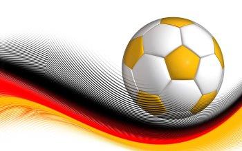 Wallpaper: Soccer Balls