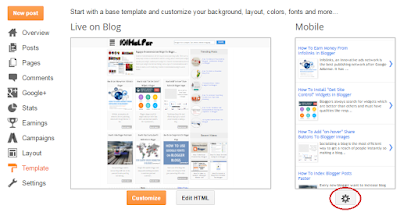 how to show infolinks ads in blogger