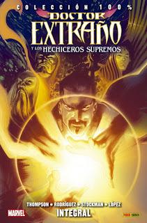 Dr Extraño y los Hechiceros Supremos