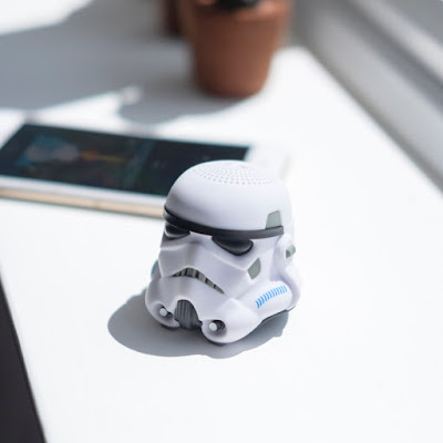 Starwars Helmet Bluetooth Speaker