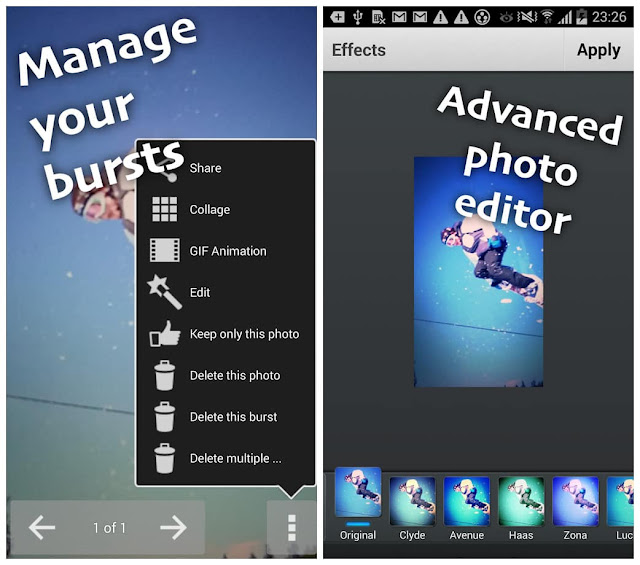 Fast burst camera android download