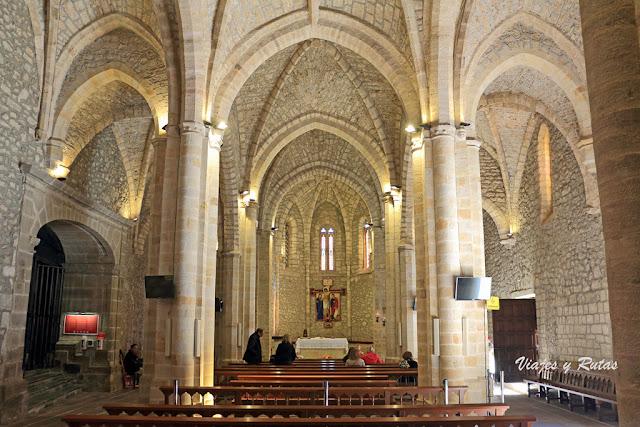 Iglesia del Monasterio de Santo Toribio de Liébana
