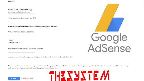 Profit from the Internet how to win trust of Google AdSense?