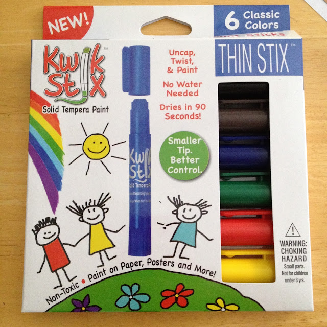 Reviw, #hsreviews, #MessFreeCreativity, #ThinStix, Thin Stix, Mess Free, Non-Toxic, Tempera Paint, Tempera Fast Drying, No mess kids art, kids art supplies