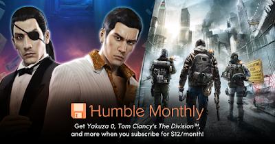 Humble Monthly Bundle - February 2019