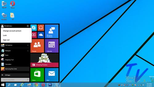 Cara Mengganati Account Picture Windows 10