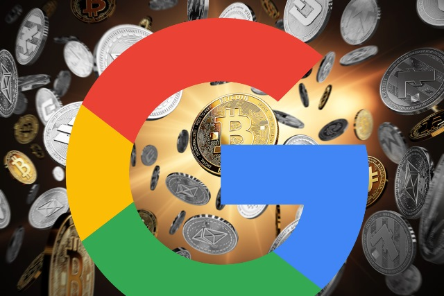 Google is Relaxing the Ban on Cryptocurrency