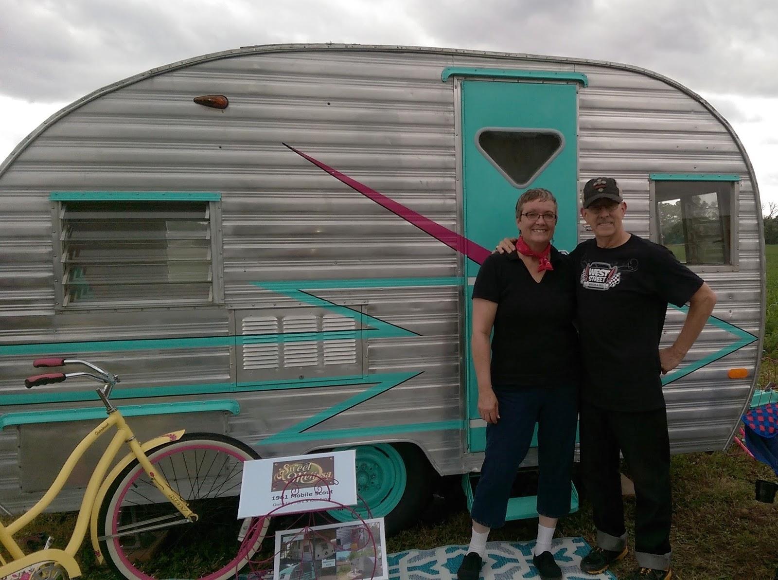 1961 Mobile Scout Rebuild Adventures: Of Vintage Camper Shows and