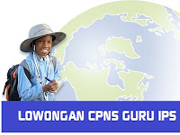 LOWONGAN CPNS GURU IPS SE  INDONESIA TAHUN 2018