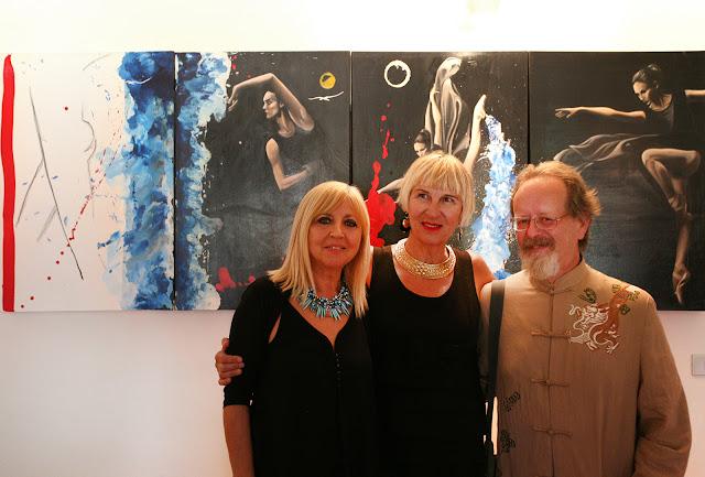 Cecilia Piersigilli e David Urru