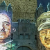 Proyectan la imagen de Franco e Himmler en las fiestas de un pueblo de Toledo