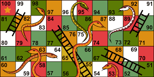 Snakes and Ladders Game Final Project Spring 2017