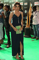 Latha in Deep neck Sleeveless Leg Split Gown at IIFA Utsavam Awards 2017  (Telugu and Kannada) Day 2  Exclusive 14.JPG