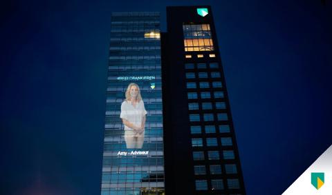 Campagne Beeldbankieren par ABN AMRO