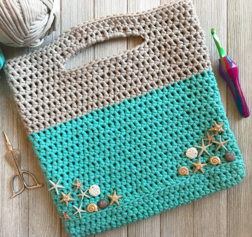 Project Bag - Free Pattern