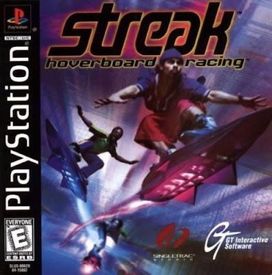The biggest video games, biggest video games, video games, games, technology, news, technology news, the dreadful anxiety of 1998, tech, tech news, web, SCIENTIFIC AMERICAN, Streak Hoverboard Racing,