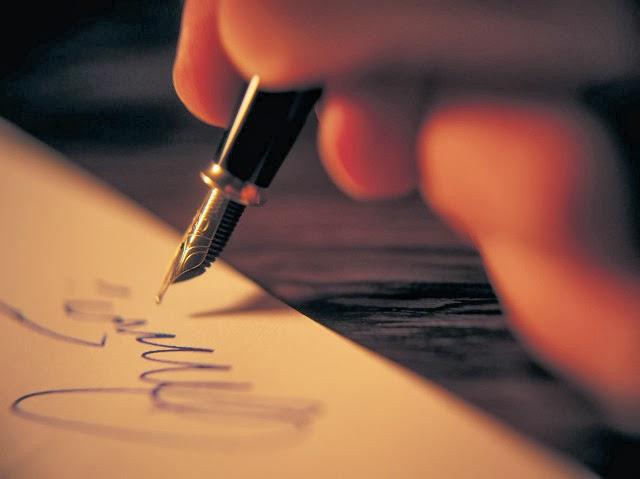 Resultado de imagen de escribiendo a vuelapluma