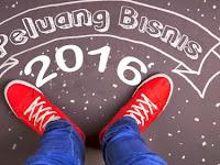 Prediksi 3 Bisnis Yang Semakin Melejit Sukses Di Tahun 2016 (Sangat Menguntungkan!!)