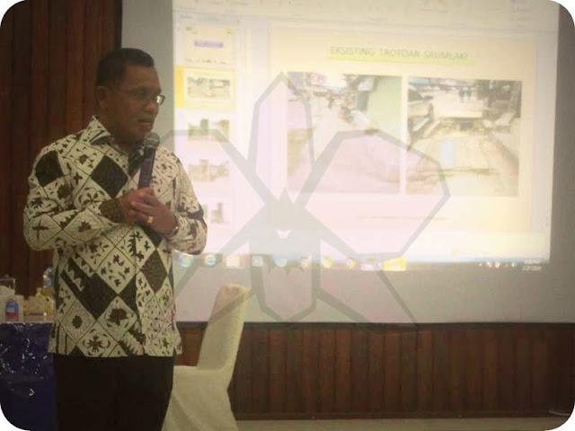 Pemkab MTB Rencana Tata Kota Saumlaki