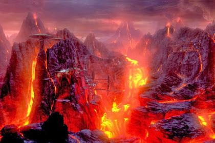 Inilah Para Malaikat Penjaga Neraka yang Fisiknya Besar, Kuat dan Kasar Perangainya