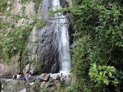 thác bac du lịch tam đảo